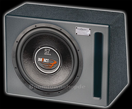 impact 5715 22v high end 38cm bassreflex subwoofer ebay. Black Bedroom Furniture Sets. Home Design Ideas